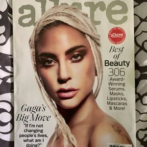 Lady Gaga Allure Magazine